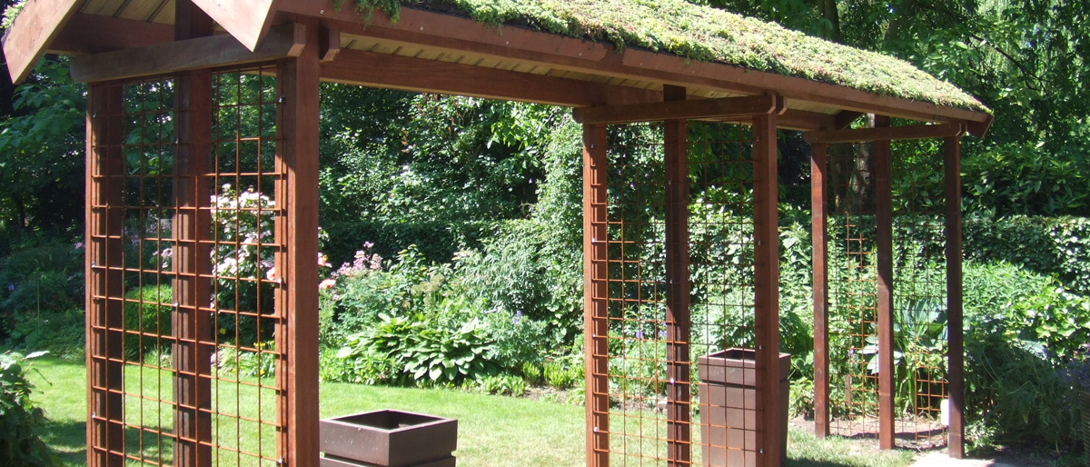 Permalink to:Bouwen in de tuin met hout